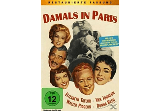 Elizabeth Taylor - Damals in Paris - (DVD)