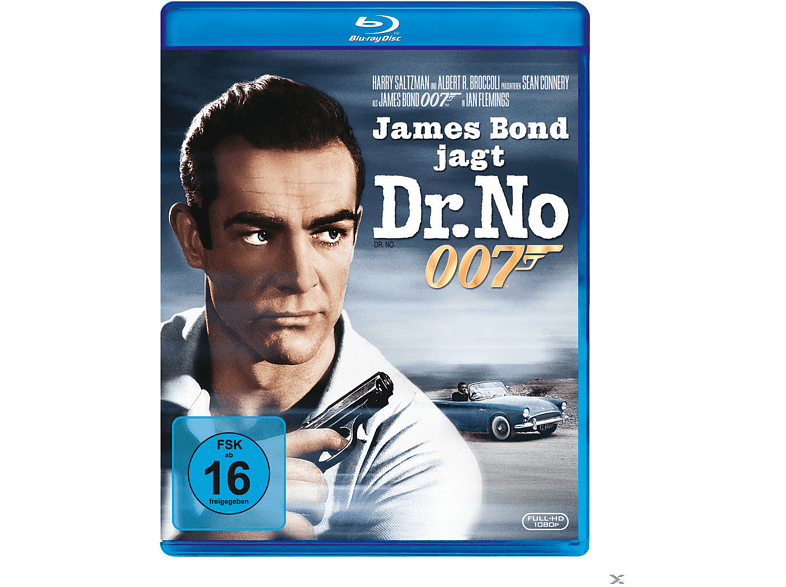 James Bond 007 jagt Dr. No [Blu-ray]