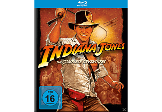 Indiana Jones - The Complete Adventures - (Blu-ray)