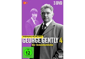 George Gently - Staffel 4 - (DVD)