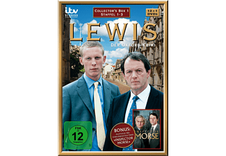 Lewis - Der Oxford Krimi - Collector's Box 1 - (DVD)
