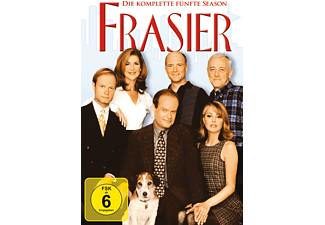 Frasier – Season 5 - (DVD)