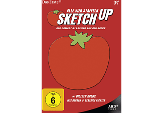 Sketchup - Best of (Alle 4 Staffeln) - (DVD)