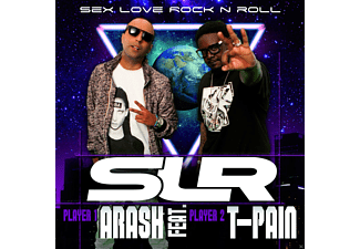 Arash, T-Pain - Sex Love Rock'n Roll (Slr) - (5 Zoll Single CD (2-Track))
