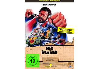 Der Bomber (New Digital Remastered) - (DVD)