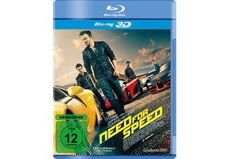 Need for Speed - (3D Blu-ray)