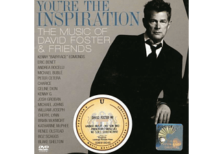 David Foster - You're the Inspiration - The Music of David Foster & Friends (CD + DVD)