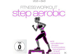 VARIOUS - Fitness Workout Step Aerobic - (CD + DVD)