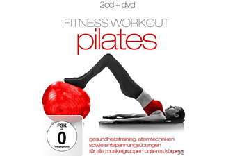 VARIOUS - Fitness Workout Pilates - (CD + DVD)