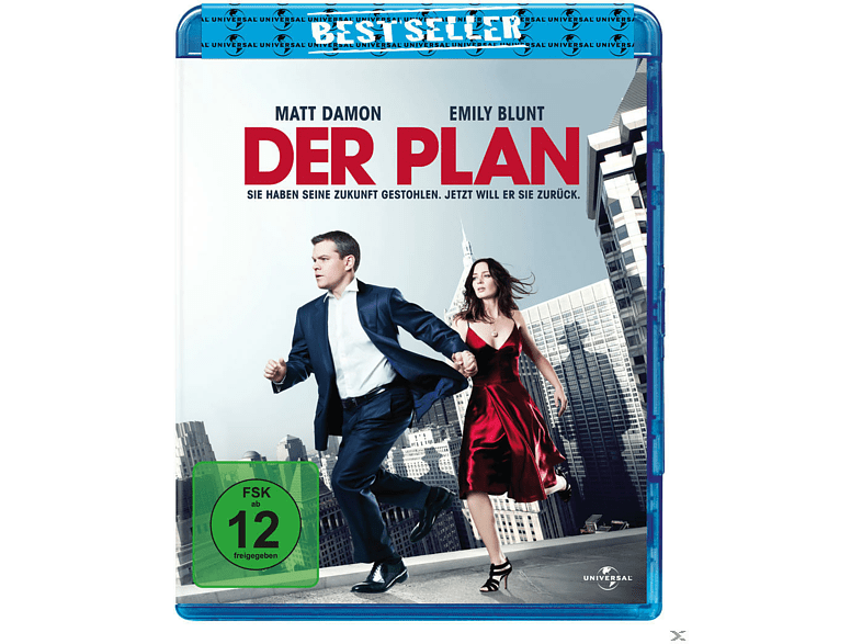 Der Plan [Blu-ray]