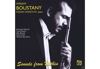 Wissam Boustany - Sounds from Within - (CD)