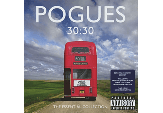 The Pogues - 30:30 The Essential Collection CD
