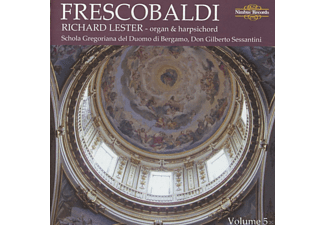 Richard Lester, Don Gilberto  Sessantini, Schola Gregoriana del Duomo di Bergamo - Keyboard Works Vol.5 - (CD)