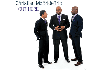 Christian Mcbride Trio - Out Here - (CD)