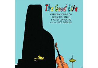 Christina von Bülow, Sören Kristiansen, Jesper Lundgaard, Eliot Zigmund - The Good Life - (CD)