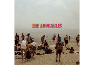 Zeena Parkins - The Adorables - (CD)