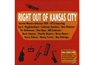 VARIOUS - Right Out Of Kansas City 5CD+DVD+BK - (CD)