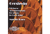 Martin Jones - Gershwin Arrangements For Piano [CD]