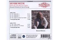 Bernard Roberts, David Strong - Music For 1 And 2 Pianos [CD]