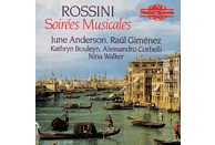 G.G. Anderson - Soirees Musicales [CD]