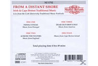 VARIOUS - From A Distant Shore [CD]
