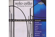 Wolfgang Boettcher - Works For Cello Solo [CD]