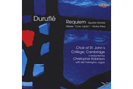 Robinson/Choir Of St.Johns Cathedral Cambridge - Complete Choral Works [CD]