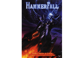 Hammerfall - Rebels With A Cause - (DVD)