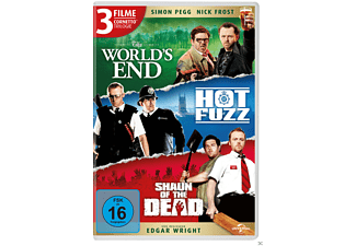 Cornetto Trilogy - (DVD)