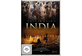 Fascinating India - (DVD)