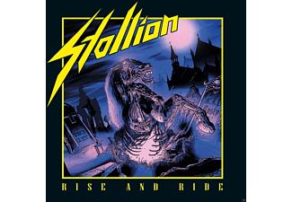 Stallion - Rise And Ride (CD+DVD) - (CD + DVD)