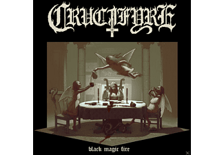 Crucifyre - Black Magic Fire - (CD)