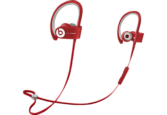BEATS Powerbeats 2, In-ear Kopfhörer, Bluetooth, Rot