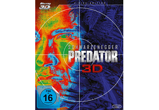 Predator - 3D Action Blu-ray 3D