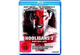 Hooligans 3 - Never back down - (Blu-ray)