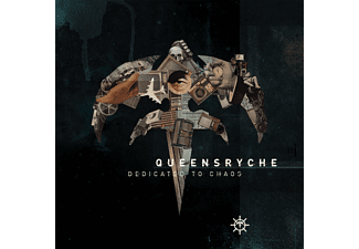 Queensrÿche - Dedicated to Chaos (CD)