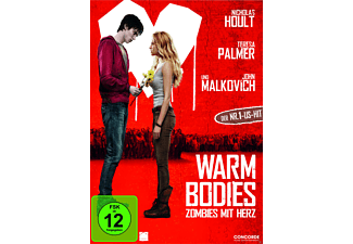 Warm Bodies Horror DVD