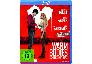 Warm Bodies Romantik Blu-ray