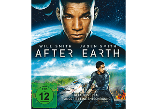 After Earth Science Fiction Blu-ray