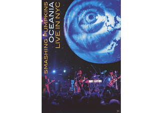 The Smashing Pumpkins - OCEANIA - LIVE IN NYC - (DVD)