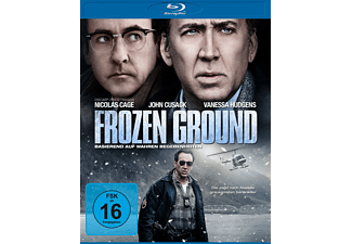 Frozen Ground Thriller Blu-ray