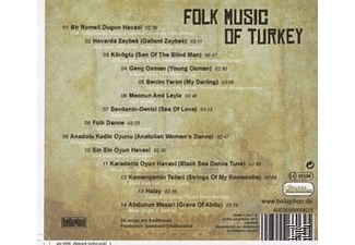 Various - Folk Of Turkey (Recorded In 1953) - (CD)