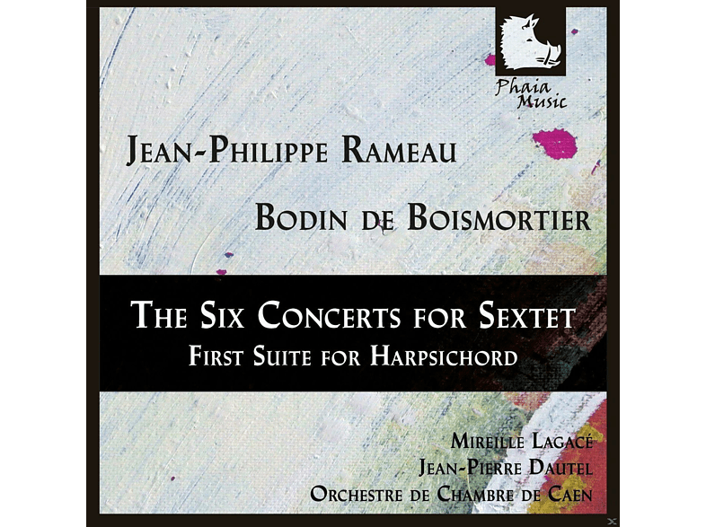 Mireille Lagace, Orchestre De Chambre De Caen - The Six Concerts For Sextet/First Suite For Harpsichord [CD]