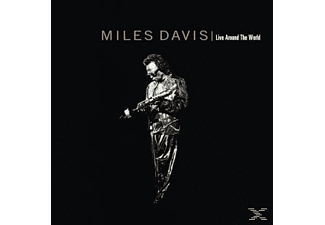 Miles Davis - Live Around The World - (CD)