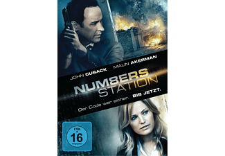 Numbers Station - (DVD)