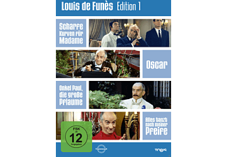 Louis de Funes - Edition 1 - (DVD)