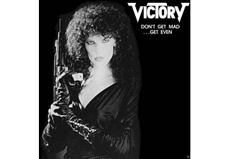 Victory - Don't Get Mad ...Get Even - (CD)