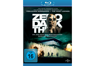 Zero Dark Thirty - (Blu-ray)
