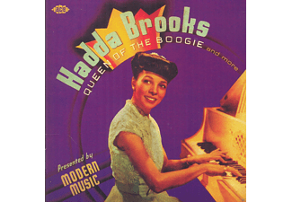 Hadda Brooks - Queen Of The Boogie And More - (CD)