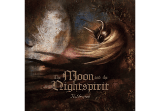 The Moon And The Nightspirit - Holdrejtek (Digipak) - (CD)